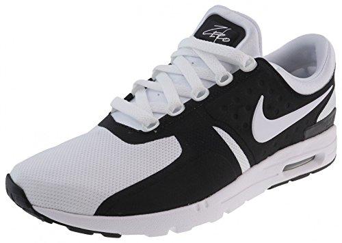 Nike Damen 857661-006 Turnschuhe Schwarz / Weiß