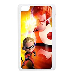 ipod touch 4 phone cases White The Incredibles cell phone cases Beautiful gifts YWTS0423402