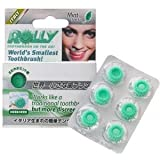 rolly brush - Rolly world's smallest toothbrush