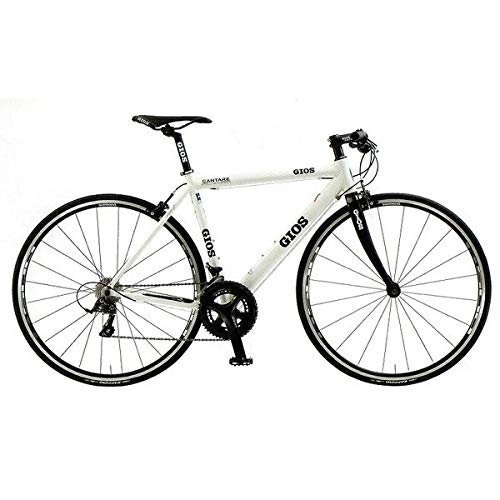 GIOS(ジオス) クロスバイク CANTARE SORA WHITE 530mm 2019年モデル   B07JHWKF8B