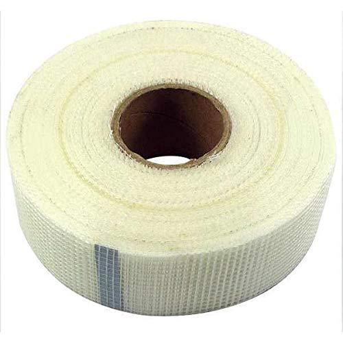 WESTWARD 13A757 Drywall Mesh Tape,2 Inx500 ft,Neutral U20536