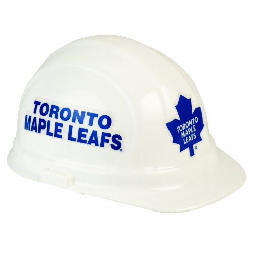 Halloween Accessories Toronto (NHL Toronto Maple Leafs Hard Hat)