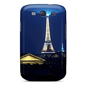 Tough Galaxy NTr4864iwGc Case Cover/ Case For Galaxy S3(eiffel Tower)