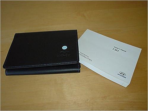 hyundai owners manual i30