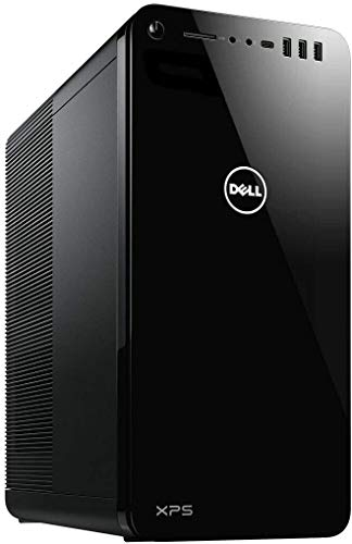 Latest_Dell XPS Desktop, 9th Gen Intel Core i7-9700 Processor, 16GB DDR4 RAM, 256GB SSD+ 2TB HDD, NVIDIA_GeForce RTX 2060, HDMI,Wireless+Bluetooth, Keyboard and Mouse, Window 10 Pro