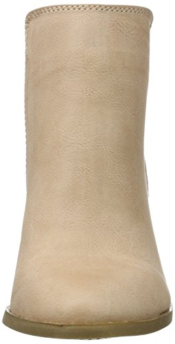 HIs Beige 45031 Women's Bootees Nude OwpOrq0