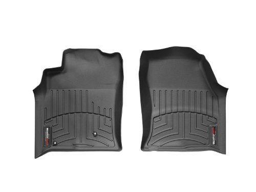 WeatherTech Custom Fit Front FloorLiner for Lexus GX470 - Hyundai Weathertech Santa 2009