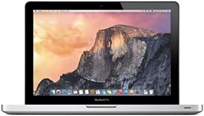 Apple MacBook Pro 13.3-Inch Laptop 2.26GHz / 8GB DDR3 Memory / 500GB SSHD (Solid State Hybrid) Hard Drive / OS X 10.10 Yosemite / DVD Burner