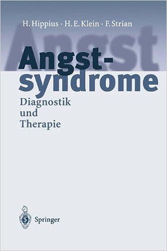 Angstsyndrome: Diagnostik und Therapie (German Edition)