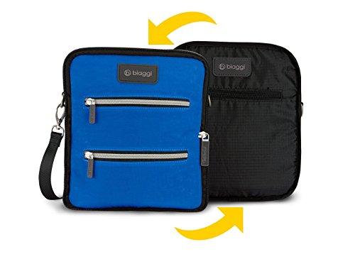 Biaggi Luggage Flippables Reversible Cross-Body Bag