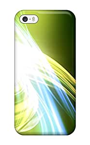 New Cute Funny Green Abstract Case Cover/ Iphone 5/5s Case Cover
