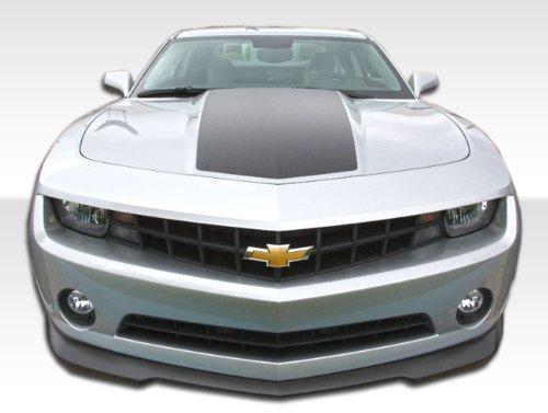 Gmx Front Lip Spoiler - Duraflex Replacement for 2010-2013 Chevrolet Camaro V6 GM-X Front Lip Under Spoiler Air Dam - 1 Piece