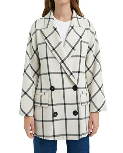 Y Bimba Donna Lola Jacket Chequered Crossed 182br4419 wqAZdqT