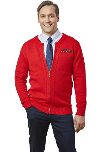 Mister Rogers' Neighborhood Collectible Adult Sweater - Officially Licensed - http://coolthings.us