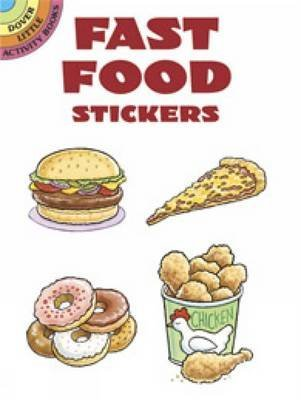 [(Fast Food Stickers )] [Author: Larry Daste] [Mar-2004]