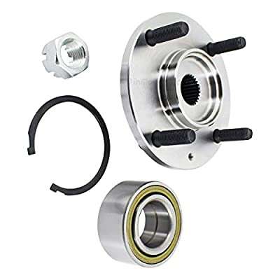 Front Wheel Hub Bearing Assembly IMP930594K inMotion Parts for Kia Spectra 2009-2004, Spectra5 2009-2005, Replace BR930594K: Automotive