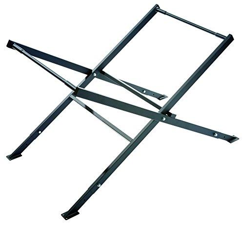 Lackmond Beast Scissor Stand - For Beast7 & Beast10 Wet Tile Saws Lightweight & Sturdy Sawing Platform with Steel Construction & Adjustable Leg Heights - BEASTSSTAND ()