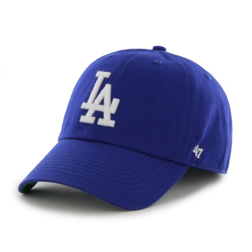 [MLB Los Angeles Dodgers '47 Franchise Fitted Hat, Royal, X-Large] (Blues Brothers Hat)
