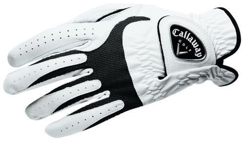 (Callaway Golf Men's Cadet Tech Series Tour Glove (Left Hand, Small))
