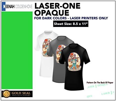 Neenah Laser 1 Opaque 50 sheets 8.5x11