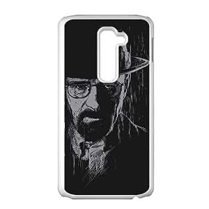 LG G2 Cell Phone Case White THE HEISENBERG YW5031049