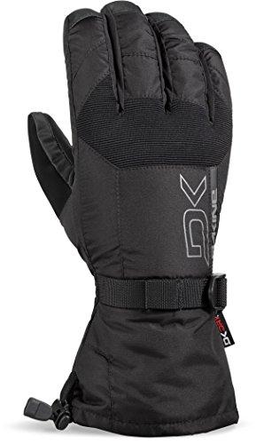 Glove Dakine Black Snowboard (Dakine Men's Scout Gloves, Medium, Black)