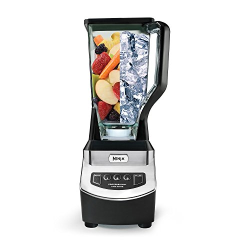 Ninja Professional Blender (NJ600) (Renewed)