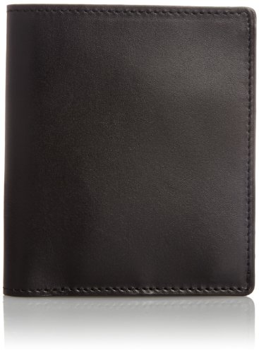 Vintage Revival Productions Air Wallet Leather Bifold Wallet 59204 Black by Vintage Revival Productions