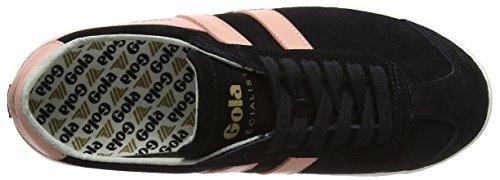 Gola Women's Specialist Trainers Black (Black/Pale Pink) jwDP1aj