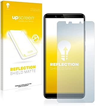 Strong Scratch Protection Matte and Anti-Glare Bedifol upscreen Reflection Shield Matte Screen Protector for Rollei CarDVR 310 Multitouch Optimized