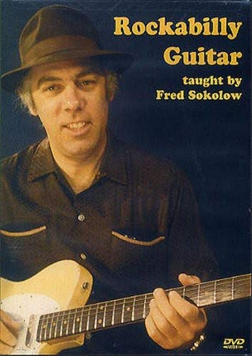 Rockabilly Guitar Taught by Fred ()