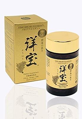 Yoho Mekabu Fucoidan Made in Japan (30 Capsules)