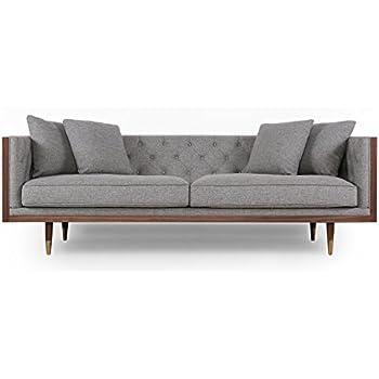 Amazon.com: Kardiel Woodrow Neo Classic Midcentury Modern ...