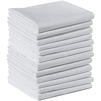 Amazon Com Polycotton Bulk Pack Of 12 Standard Size