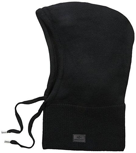 Armani Exchange Men's Hooded Knitwear, Black, One Size