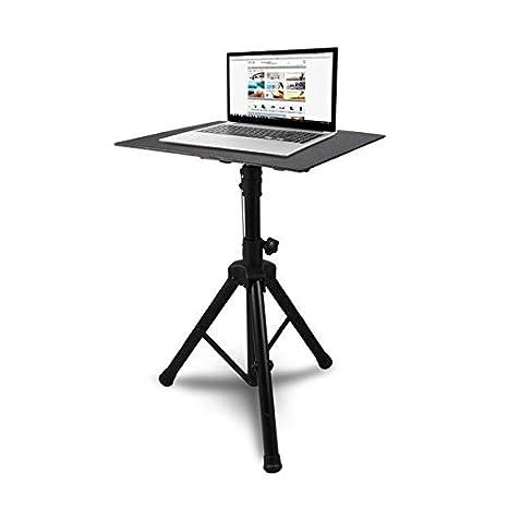 Pyle-Pro PLPTS3 Pro DJ Laptop Tripod Adjustable Stand For Notebook Computer Sound Around