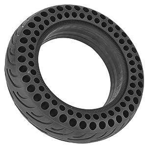 41gGqt5uEZL. SS300 Tubi solidi del motore elettrico da 10 pollici, ruota della gomma del motorino della ruota del pneumatico anteriore…
