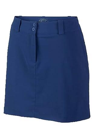 cheap for discount 4b2bc 76bc6 Amazon.com  Nike Golf Women s Modern Rise Tech Skort, Deep Royal Blue, 8 X  4  Clothing