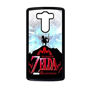 Generic Thin Phone Cases For Man For G3 Lg Printing With The Legend Of Zelda Choose Design 1