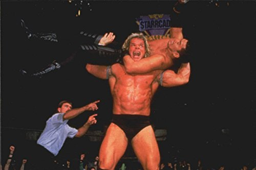 1998 WCW/nWo Photocards #54 Lex Luger - - 54 Lex
