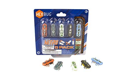 HEXBUG Nano Nitro 5 Pack