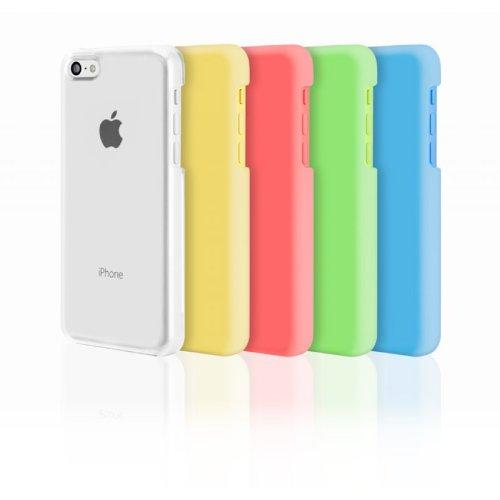 Nude UltraClear Tasche für Apple iPhone 5C