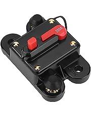 1pc DC12V Circuit Breaker for Car Marine Boat Bike Stereo Audio Reset Fuse 80-300A
