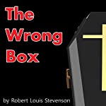The Wrong Box   Robert Louis Stevenson,Lloyd Osbourne