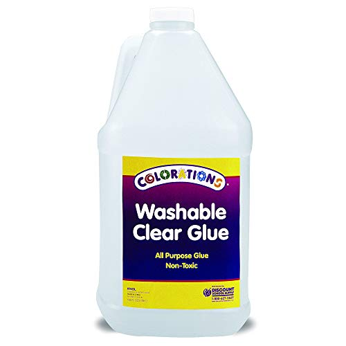 Large Product Image of Colorations NGL Colorations Washable Clear Glue