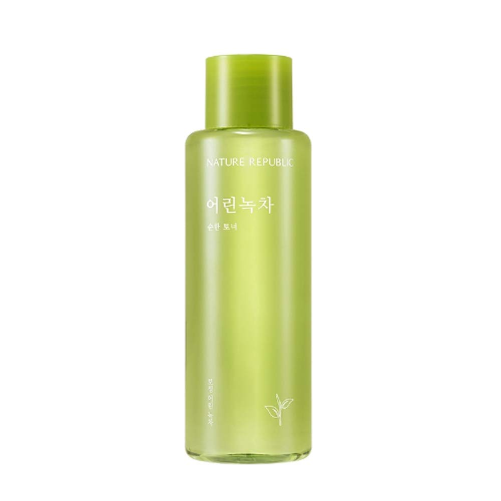 Nature Republic Mild Green Tea Toner 155ml