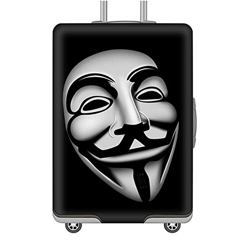 3D Print Mask Design Travel Suitcase Protector Elastic Sleeve Cover 19