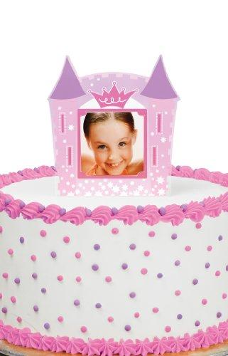 Wilton Princess Photo Cake -