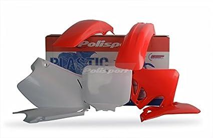 POLISPORT - 47972/54 : Kit plástica plasticos carenado completos color original