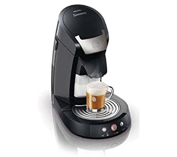 Philips Cafetera Senseo Cappuccino HD7853/61: Amazon.es ...